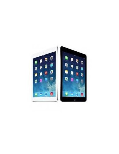 tablette tactile apple ipad air ecran retina argent. Black Bedroom Furniture Sets. Home Design Ideas
