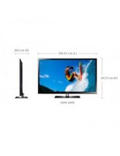 TV PLASMA 43 POUCES 3D HD READY REAL BLACK PRO USB2.0 HDMIx2