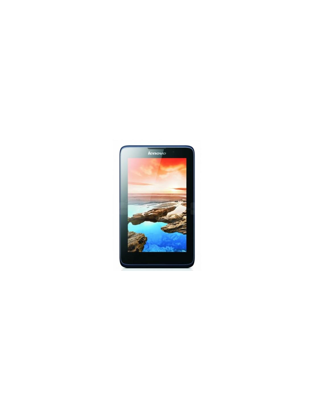 Fonepad Tablette 3g Wi Fi Lenovo A7 50 A3500 Hv 7 16 Gb Midnight Blue Idea Tab