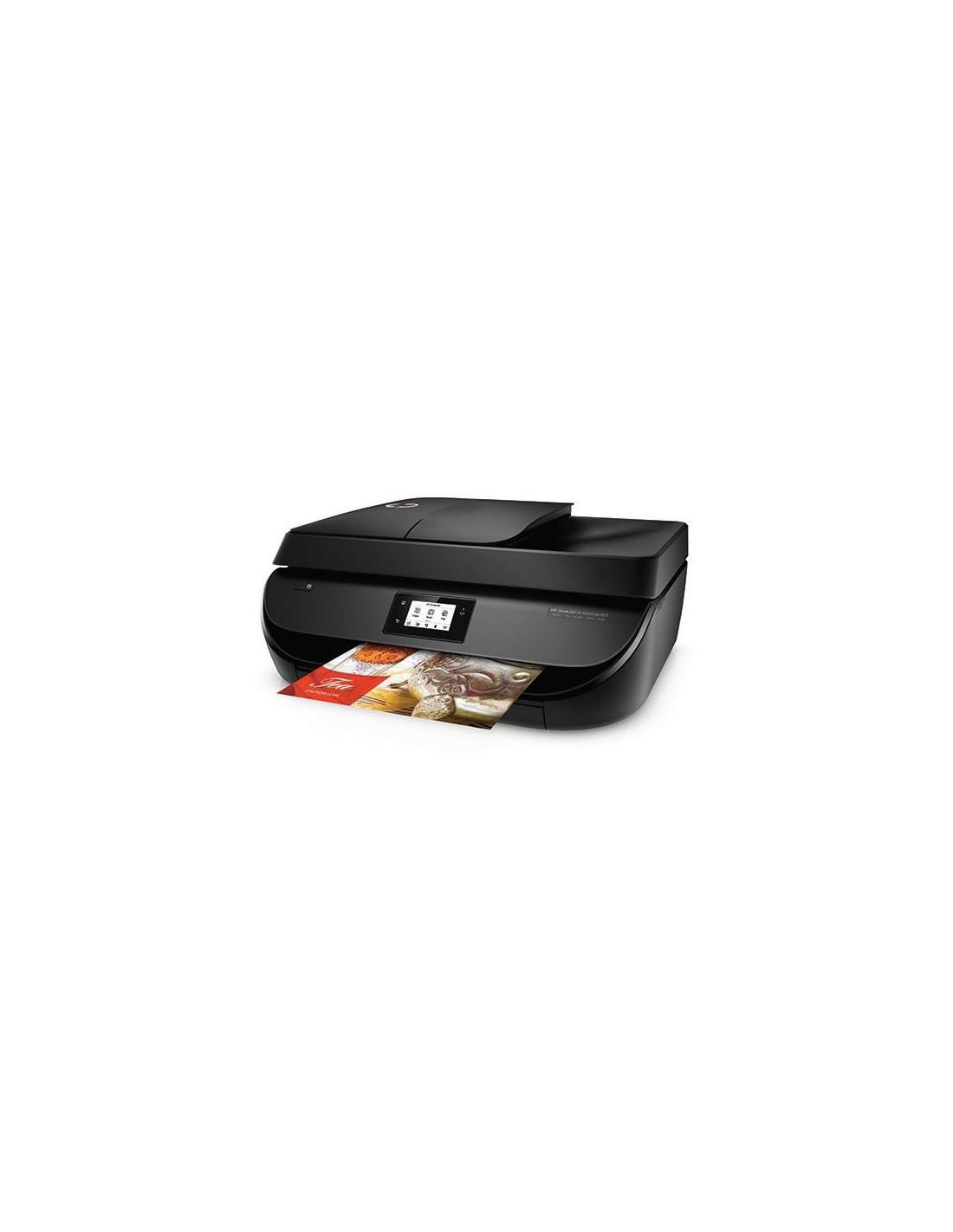 Imprimante Tout En Un Hp Deskjet Ink Advantage 4675 F1h97c Printer All In One