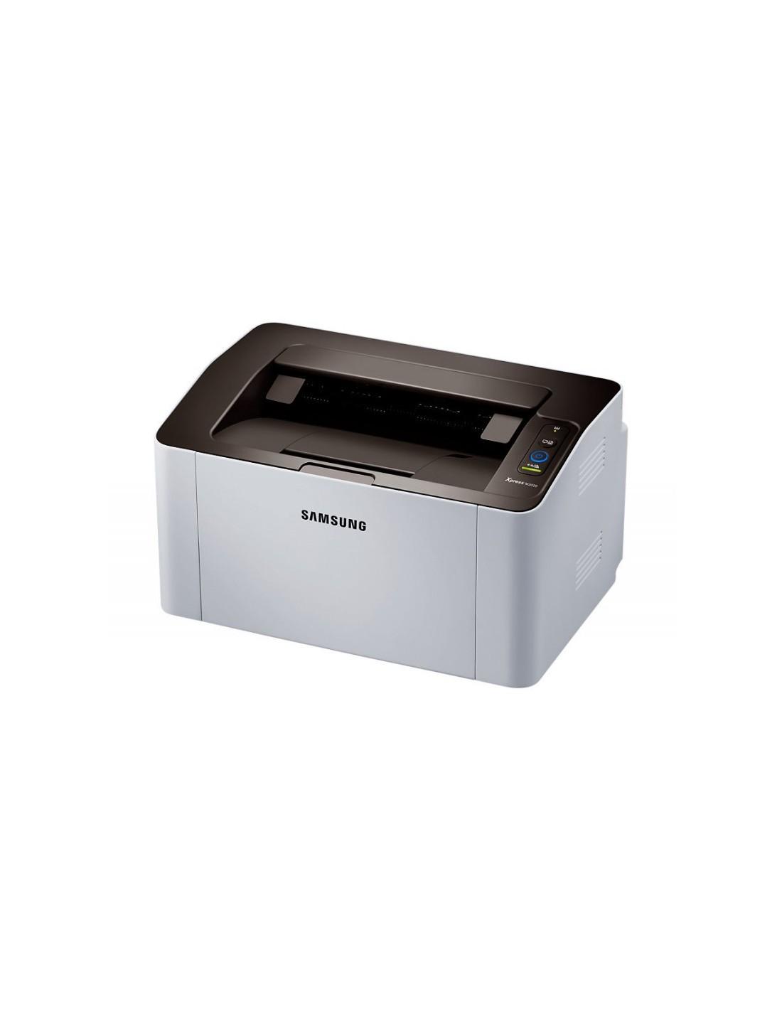 imprimante wi fi laser monochrome samsung xpress m2020w sl m2020w xsg. Black Bedroom Furniture Sets. Home Design Ideas