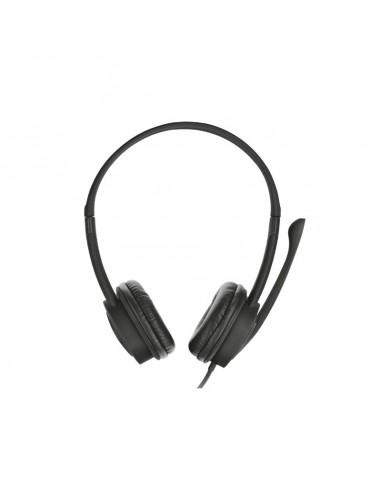Casque Stéréo De Haute Qualité Avec Micro Trust Mauro Usb Headset