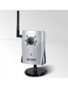 Camera IP sans fil 802.11g MPEG4/MJPEG avec PoE (alimentation par cable réseau) + Wifi
