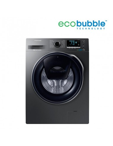 samsung machine laver addwash eco bubble 9kg 1400tr inox 10 ans de garanties sur le. Black Bedroom Furniture Sets. Home Design Ideas