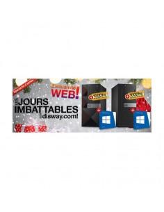 Bundle MS Win Pro 8.1 x64 French 1pkDSP OEI DVD+De (DS3131)