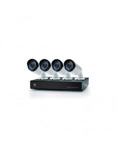 Kit de surveillance 8 Channel CCTV